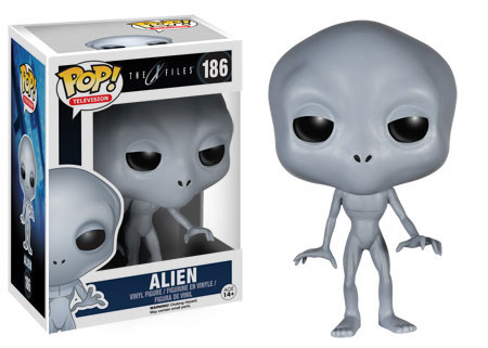 POP! Television 186: The X-Files: Alien