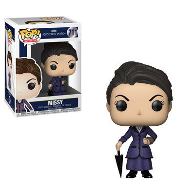 POP! Television 227: Doctor Who - Missy