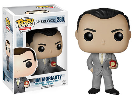 POP! Television 286: Sherlock- Jim Moriarty