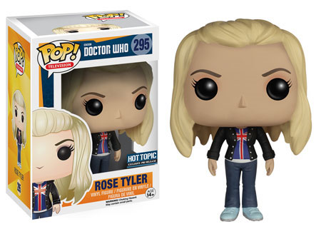POP! Television 295: Doctor Who- Rose Tyler
