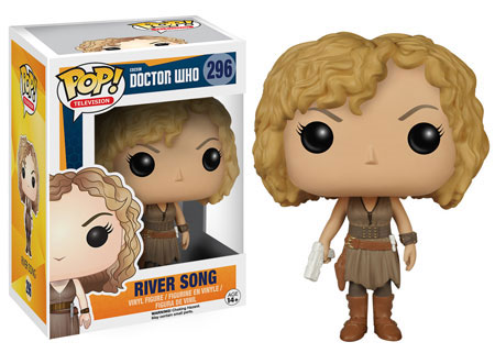 POP! Television 296: Doctor Who- River Song