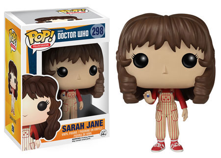 POP! Television 298: Doctor Who- Sarah Jane