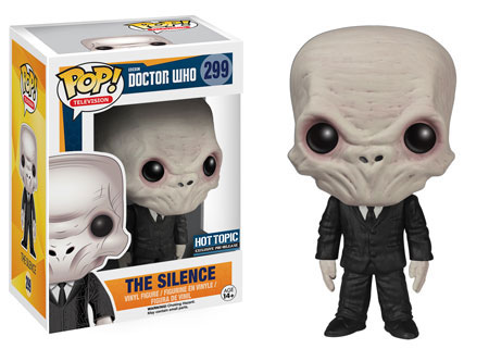 POP! Television 299: Doctor Who- The Silence
