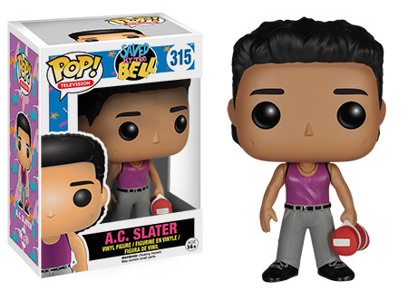 POP! Television 315: Saved By the Bell- A.C. Slater