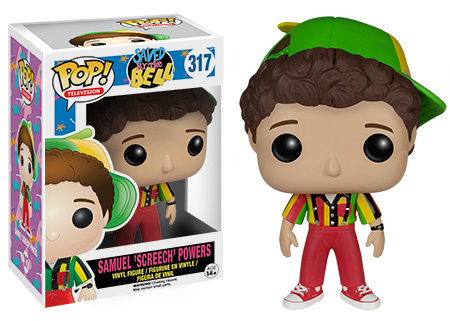 "POP! Television 317: Saved By the Bell- Samuel ""Screech"" Powers"