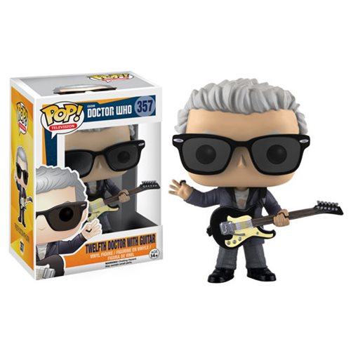 POP! Television 357: Doctor Who - Twelfth Doctor with Guitar