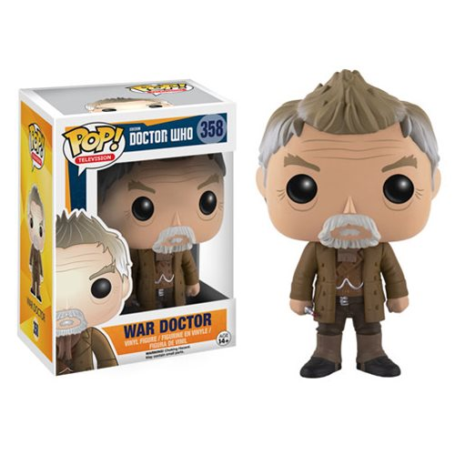 POP! Television 358: Doctor Who - War Doctor