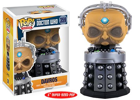 "POP! Television 359: Doctor Who - Davros (6"")"