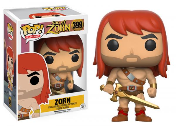 POP! Television 399: Son of Zorn- Zorn