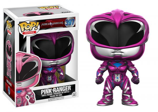 POP! Movies 397: Power Rangers- Pink Ranger