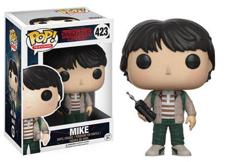 POP! Television 423: Stranger Things- Mike