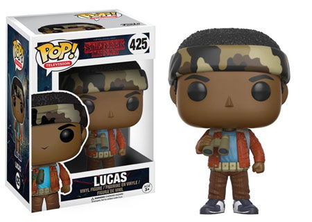POP! Television 425: Stranger Things- Lucas
