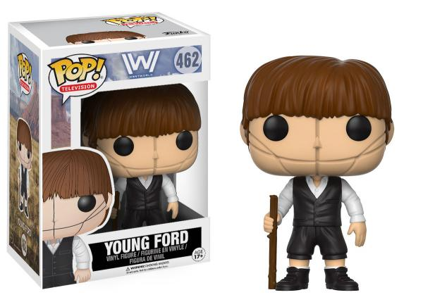 POP! Television 462: Westworld- Young Ford