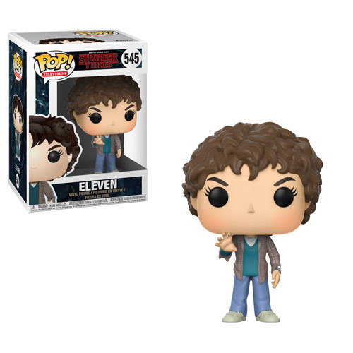 POP! Television 547: Stranger Things Season 2- Eleven