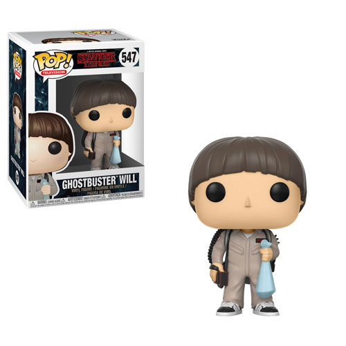 POP! Television 545: Stranger Things Season 2- Will (Ghostbusters)