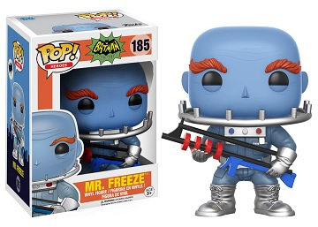 POP! Heroes 185: Classic Batman- Mr. Freeze