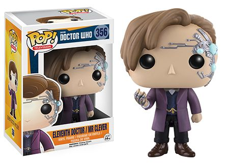 POP! Television: Doctor Who - Eleventh Doctor/ Mr Clever