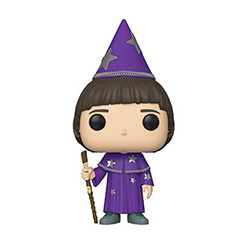 Funko Pop Television Stranger Things Season 3 Will The Wise