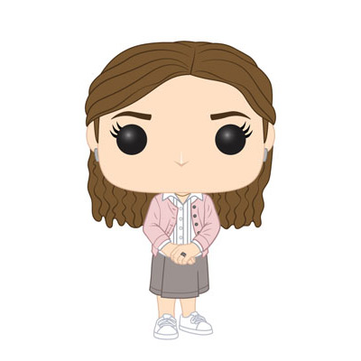 POP! Television: The Office- Pam [DAMAGED]