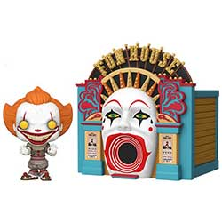 POP! Town: IT2- Demonic Pennywise