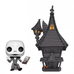 POP! Town: Nightmare Before Christmas - Jack with House