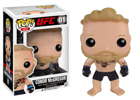 POP! UFC 001: Conor McGregor