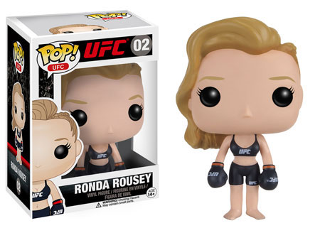 POP! UFC 002: Ronda Rousey (Damaged Box)