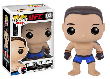 POP! UFC 003: Chris Weidman