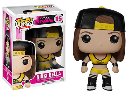 POP! WWE 015: Total Divas- Nikki Bella