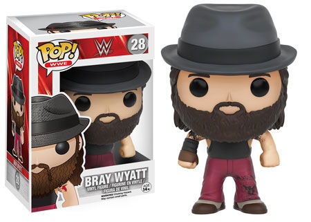 POP! WWE 028: Bray Wyatt