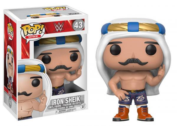 POP! WWE: Iron Shiek (Old School)
