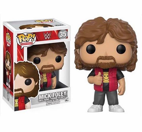 POP! WWE: Mick Foley (Old School)