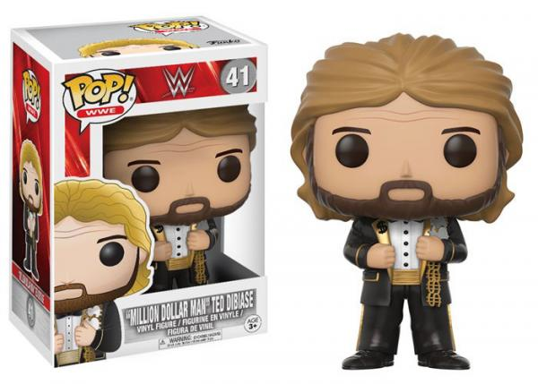 POP! WWE: Million Dollar Man (Old School)