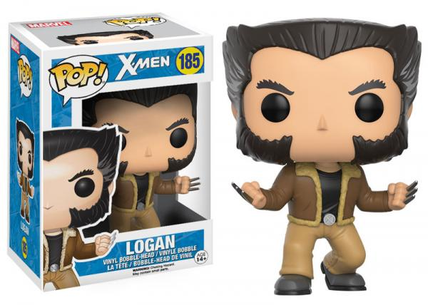 POP! X-Men 185: Logan