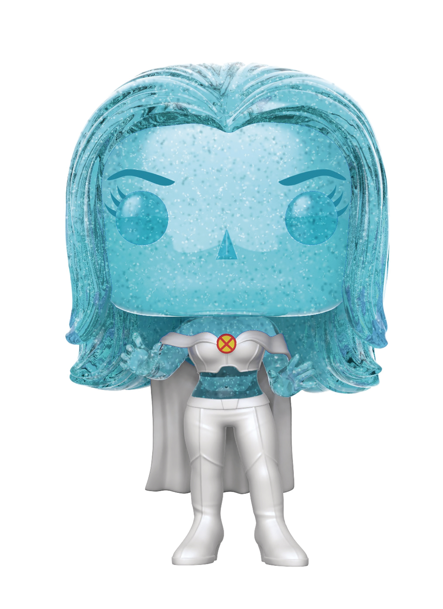 POP! X-Men: Emma Frost -Diamond Form PX Exclusive (Halloween Comicfest 2017)