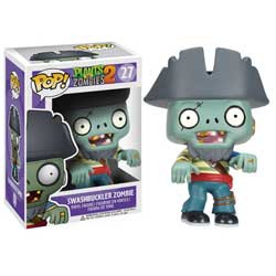 POP! Plants vs Zombies 2 027: Swashbuckler Zombie