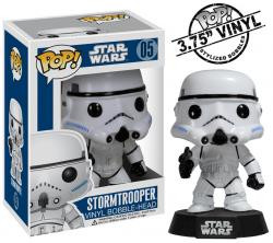 POP! Star Wars 005: Stormtrooper