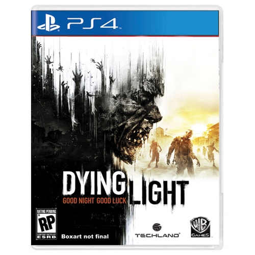 PS4: Dying Light