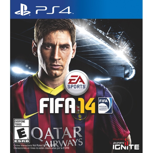PS4: FIFA 14 (Previously Enjoyed)