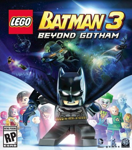 PS4: LEGO BATMAN 3: BEYOND GOTHAM