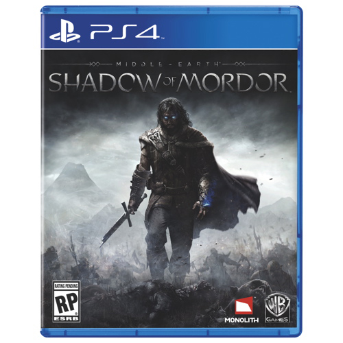 PS4: Middle Earth: Shadow of Morder