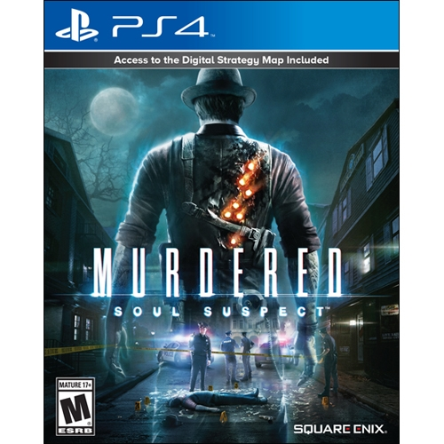PS4: Murdered: Soul Suspect