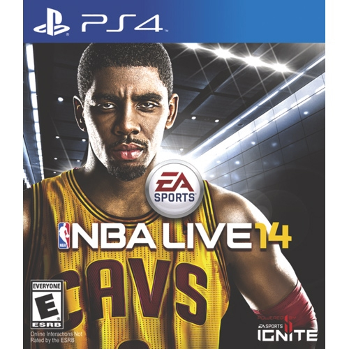PS4: NBA Live 14 (Previously Enjoyed)