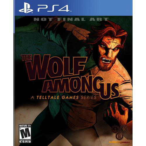 PS4: THE WOLF AMONG US