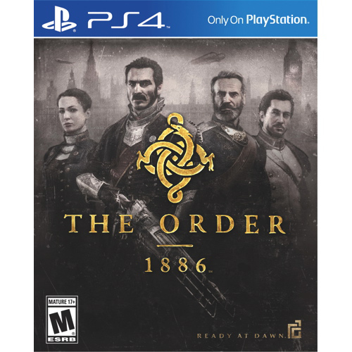 PS4: The Order 1886
