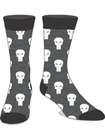 PUNISHER - AOP CASUAL MENS CREW SOCK
