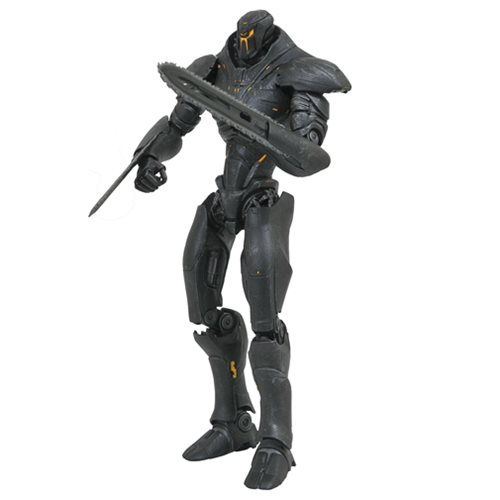 Pacific Rim 2 Select AF Series- Obsidian Fury