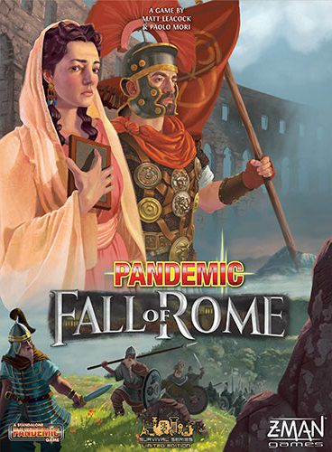 Pandemic- Fall Of Rome