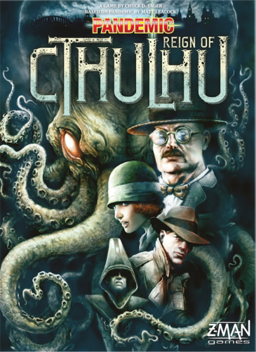 Pandemic: Reign Of Cthulhu [SALE]