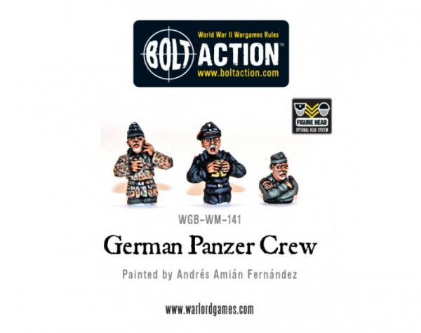 Bolt Action: German: Panzer Crew